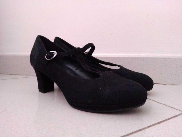 Sapatos de Salto Alto pretos N.°38