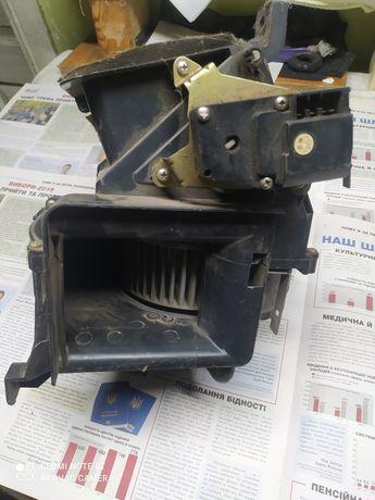 Вентелятор печки ховер 2006 год