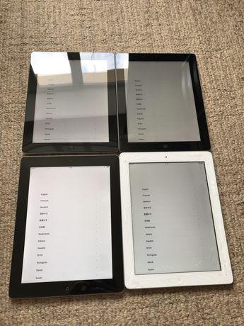 Лот из 4 Apple iPad 3  A1416 iCloud