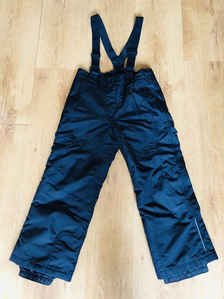 Spodnie zimowe narciarskie Lupilu rozmiar 110/116