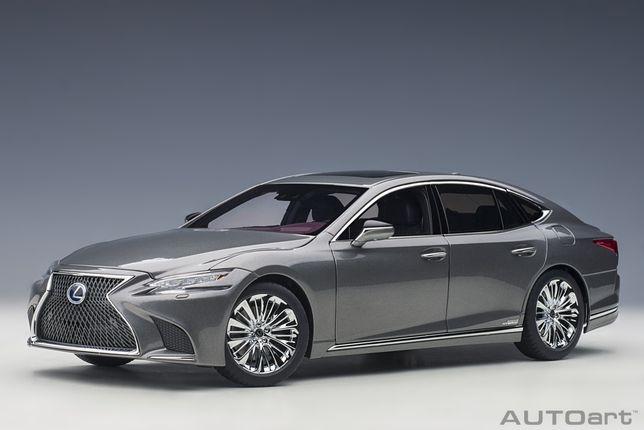 1/18 модель Lexus LS 500h AUTOart