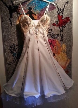 Suknia - tańce standardowe