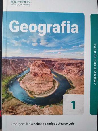 Geografia Operon klasa 1  zakres podstawowy