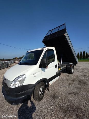 Iveco Daily  IVECO 35c13 wywrotka 3-stronna