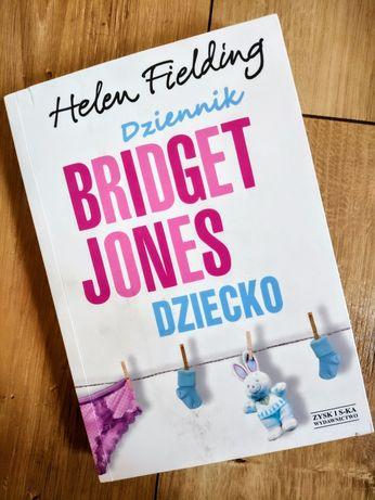 Dziennik Bridget Jones Dziecko książka romans obyczajowa Fielding