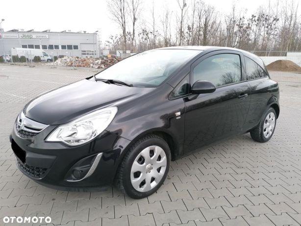 Opel Corsa 134 tys km / Serwisowany / I właściciel / Czujniki parkowania