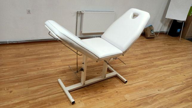 Fotel kosmetyczny do masażu łóżko kosmetyczne