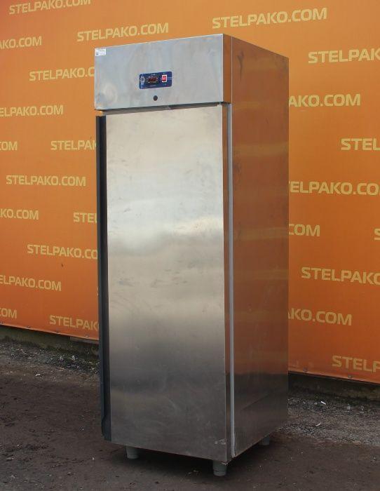 Холодильный глухой шкаф из н/ж «Desmon BM 7» объём 700 л., Б/у 25186 Киев - изображение 1