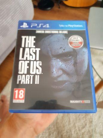 The last of us II PS4  Polska