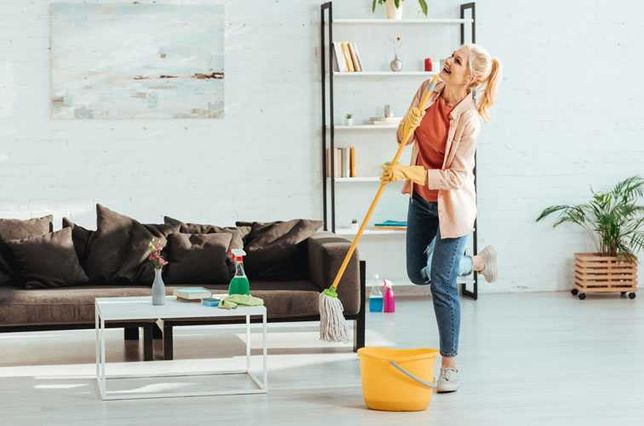 Прибирання квартир, будинків, офісів