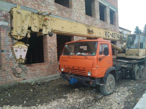 Автокран КС-4574 Камаз-53212