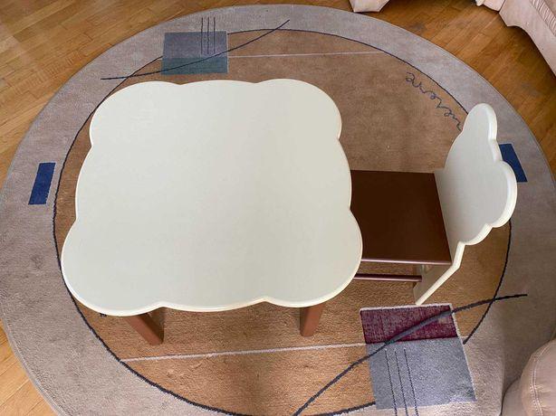 Детский стол  и стульчик Mybaby