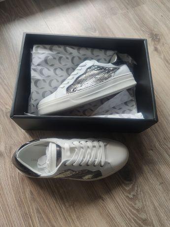 Sneakersy trampki  CRIME LONDON nowe 40