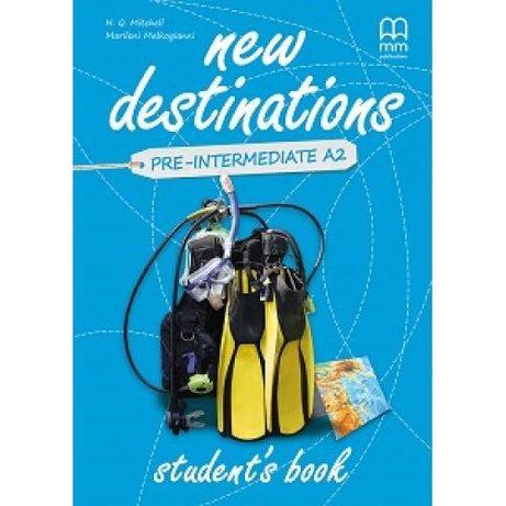 New Destination A2 sb , wb