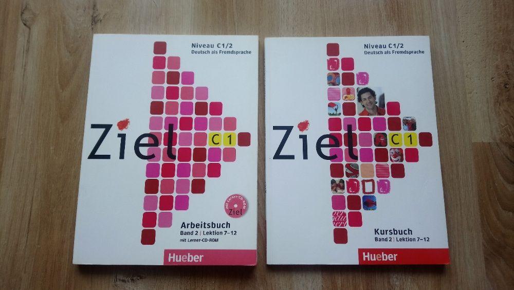 Nauka języka niemieckiego - Ziel C1 Band 2 Podręcznik + Ćwiczenie + CV Gdańsk - image 1