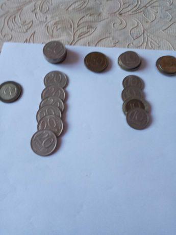 продам монеты России 1992-1997гг.