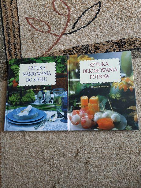 Sztuka dekorowania potraw i nakrywania do stołu