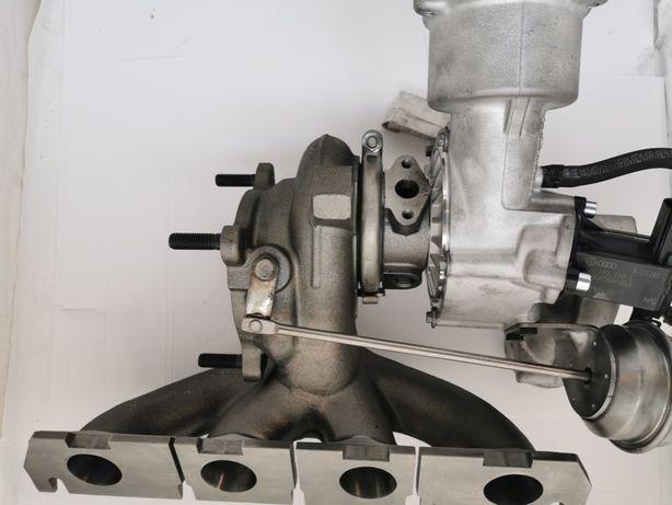 Turbina-Hybryda IHI AUDI A4 2.0 TFSI 211KM