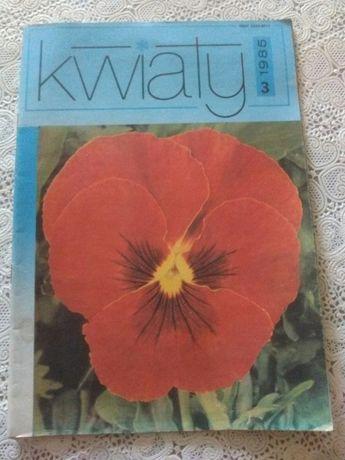 Kwiaty 1985 magazyn