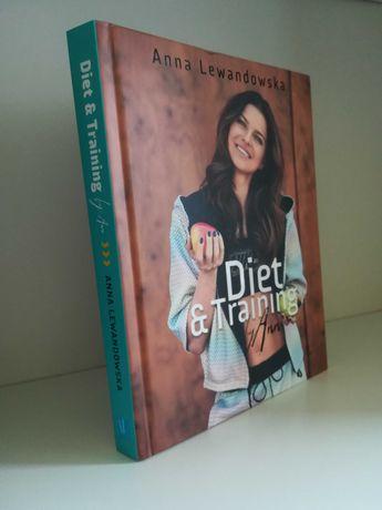 Diet & training A. LEWANDOWSKA