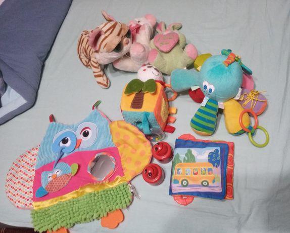 Paka zabawek dla dzieci