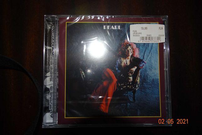 janis joplin - pearl, płyta CD, nowa, w folii.