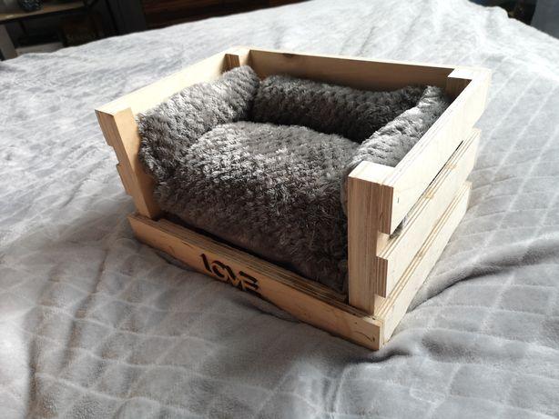 Kanapa łóżeczko legowisko dla jeża jeżyka pigmejskiego chomika myszki