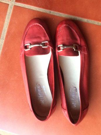Sapatos de senhora nº38 como novos