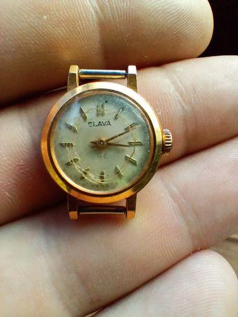 Женский часы Заря и Slava