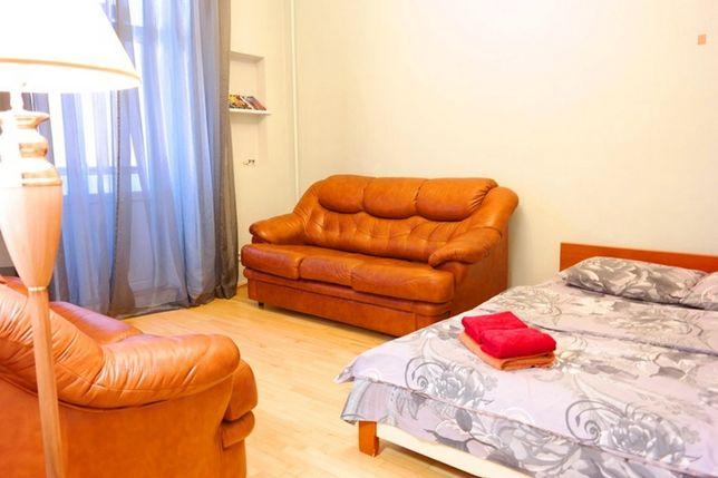 1к квартира ул.Антоновича 43-45 c Wi-Fi в центре Киева (м.Олимпийская)