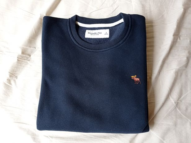 [S] Sweatshirt Abercrombie Azul