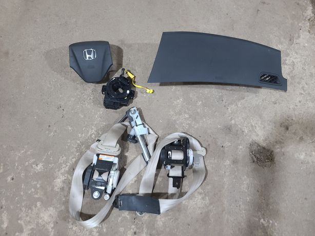 Безопасность AIRBAG Honda CR-V 4 2013-2017 USA руль торпедо ремень