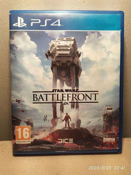 PS4: Starwars Battlefront. Playstation 4, zamienie