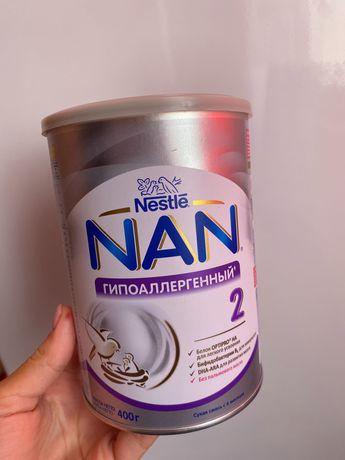 Суміш Nan Гіпоалергенна 2