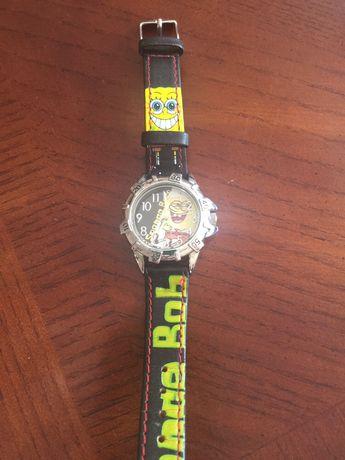 Zegarek chłopięcy Sponge Bob