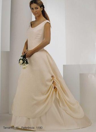 Vestido de Noiva Sposa Nova 1180