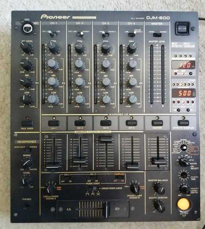 Pioneer djm 600  - mixer