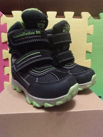 Термо чобітки Черевики Ботінки фірми B&G
