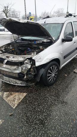 Szyba przednia Dacia Logan MCV