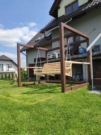 Huśtawka ogrodowa Loft