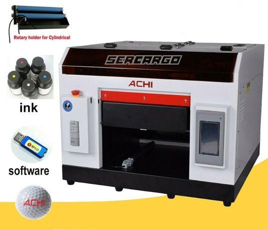 Impressora UV A3 + Rotary