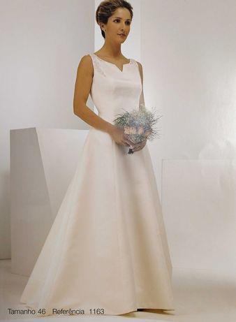 Vestido de Noiva Sposa Nova 1163
