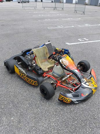 Kart 125cc intrepid X30