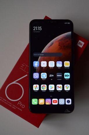 Xiaomi Redmi 6 Pro 3\32 - не Mi A2 Lite + бампер і плівка в подарунок