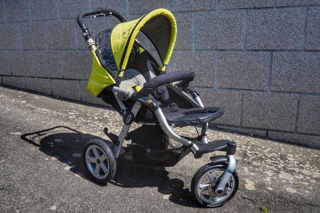 Carrinho de bebé JANÉ Slalom Pro (cadeira+ovo)