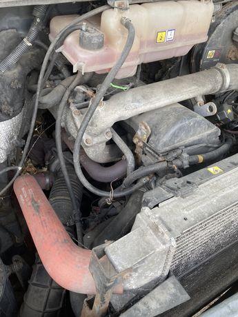 Silnik iveco 2.8 kompletny