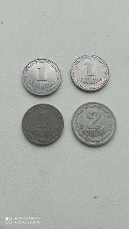 1/2 копейки 1992 1993 2000г