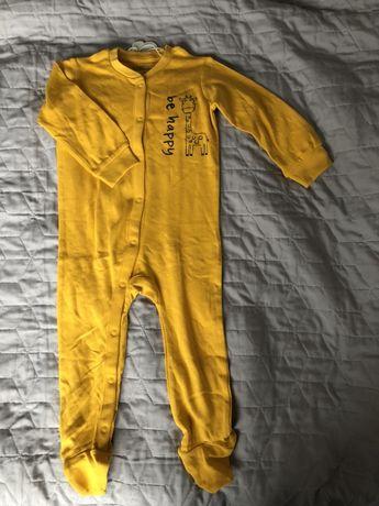 Lupilu - piżamki, pajace, nowe z metkami, rozm.80 jak 86