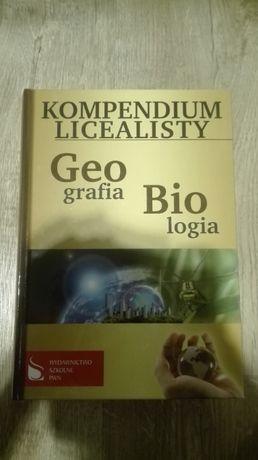 Kompendium licealisty biologia - geografia