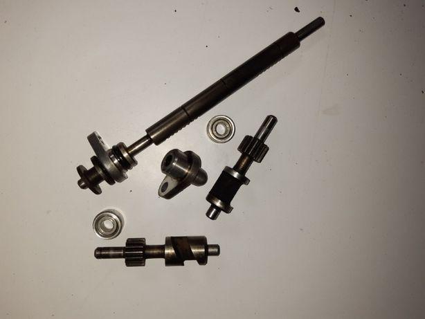 Kawasaki Kmx 125 86rdo02r zawór wydechowy wałek tryb części